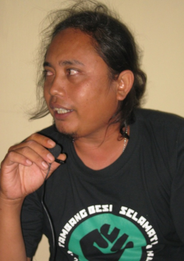 Korlap PPLP Wilayah Garongan Panjatan, Widodo