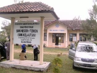 SMK N 1 Temon yang masih menerapkan kekerasan fisik dalam MOS